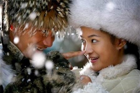 Hà Trác Ngôn được yêu thích qua vai diễn Song Nhi