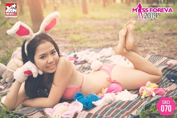 Công bố top 20 Miss Foreva 2014