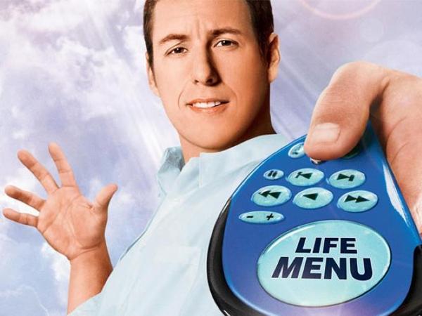 Chiếc điều khiển trong bộ phim Click giúp bạn tạm ngừng, cho qua nhanh hay quay ngược lại cuộc sống của bạn.