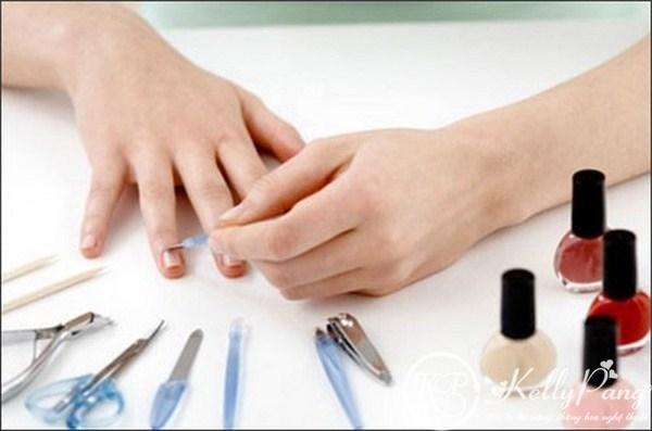 Bí quyết để giữ sơn móng tay bền hơn
