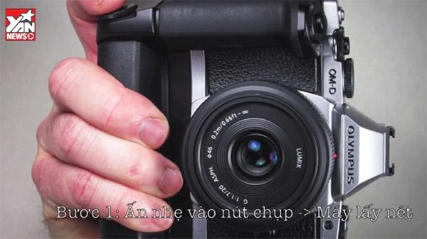 [Tip hay] Cách lấy nét cực chuẩn cho tấm ảnh của bạn