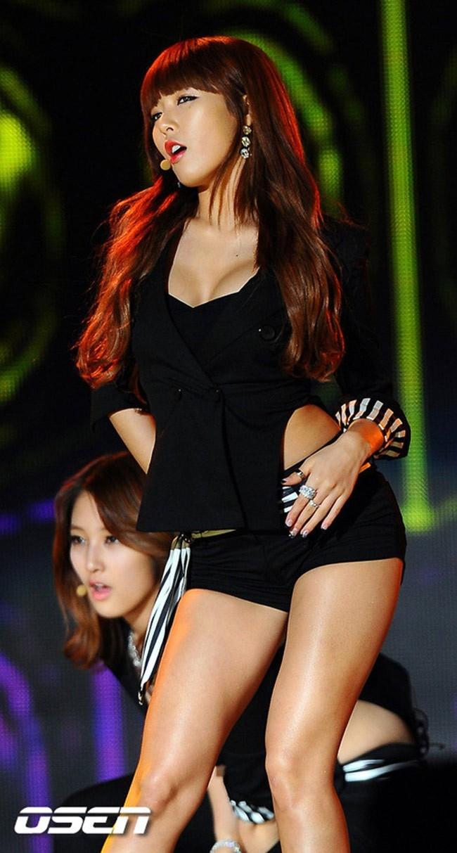 Kim HyunA, hay còn gọi là HyunA là một ca sĩ nổi tiếng của Kpop.