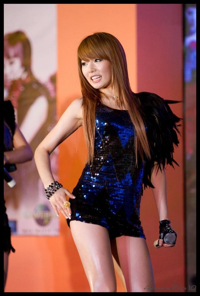 Bubble Pop đã đưa tên tuổi của HyunA lên tầm thế giới.