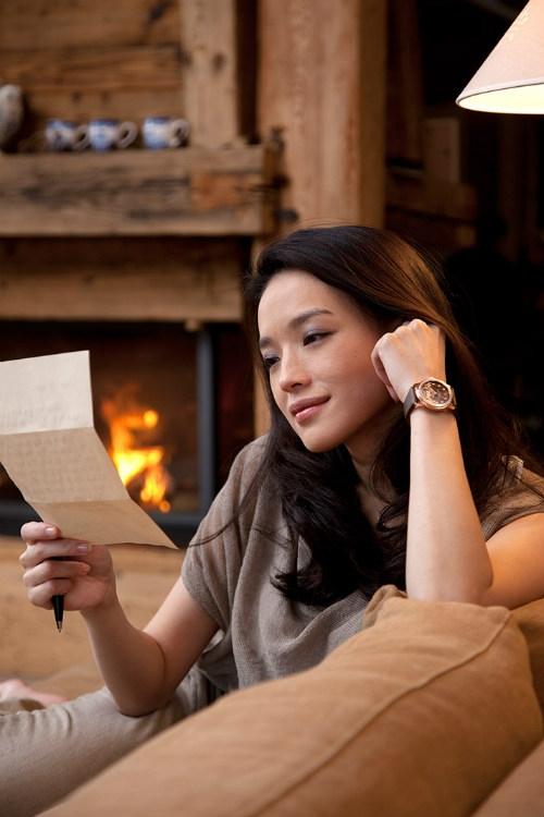 Thư Kỳ đã hoàn toàn rũ bỏ được mác ngôi sao phim cấp 3, khẳng định đẳng cấp một ngôi sao có tài của điện ảnh Hoa ngữ.