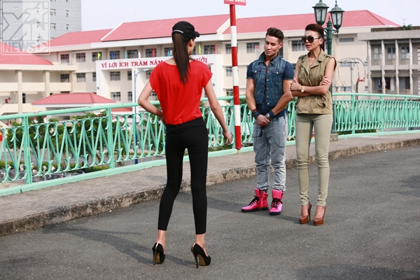 Trailer tập 2 Vietnam Next Top Model - Tin sao Viet - Tin tuc sao Viet - Scandal sao Viet - Tin tuc cua Sao - Tin cua Sao