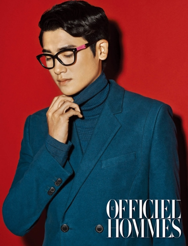Hyung Sik (ZE:A) khoe nét thư sinh bảnh bao trên tạp chí