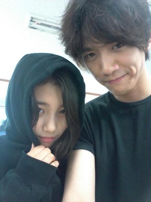 Suzy và Sungjoon