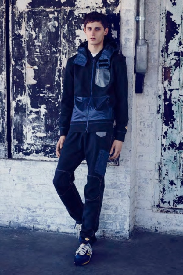 Cá tính với bộ sưu tập Thu Đông đến từ Adidas
