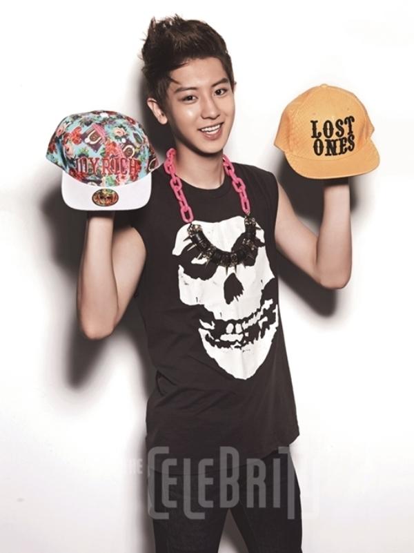 EXO cực chất với nhiều phong cách trên tạp chí Celebrity