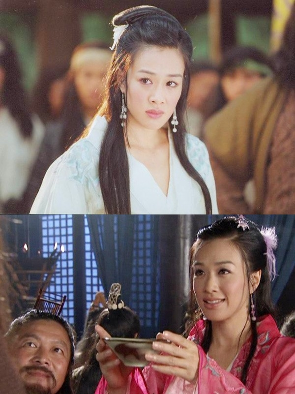 Phiên bản Khang Mẫn trong Thiên long bát bộ 2003 do Chung Lệ Đề đóng.