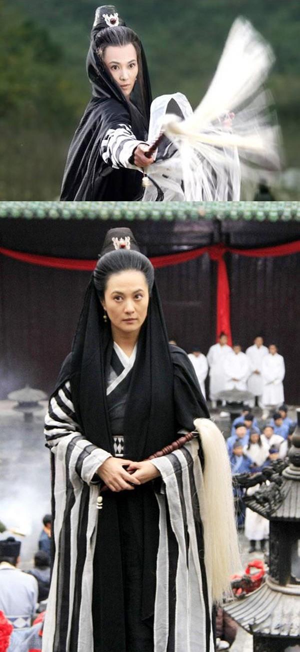 Phiên bản Diệt Tuyệt Sư Thái trong Ỷ thiên đồ long ký 2009 do Vương Thanh Hoa đóng.