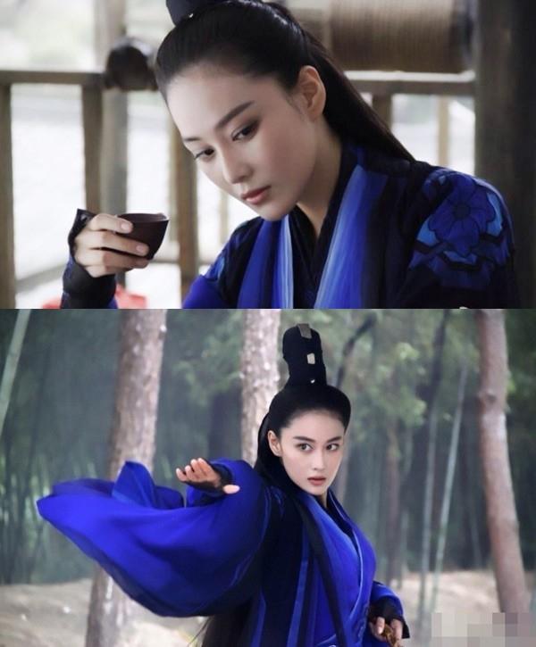 Phiên bản Lý Mạc Sầu trong Thần điêu đại hiệp 2014 do Trương Hinh Dư đóng.