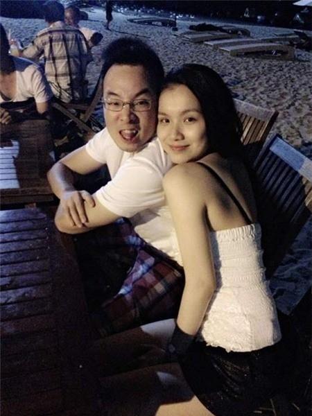 Vợ chồng hoa hậu Thùy Lâm
