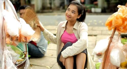 """Cô nàng """"bánh tráng"""" dễ thương được rất nhiều khán giả yêu mến. - Tin sao Viet - Tin tuc sao Viet - Scandal sao Viet - Tin tuc cua Sao - Tin cua Sao"""
