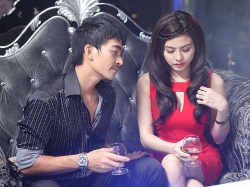 """Vai diễn ấn tượng của Vân Trang trong """"Scandal"""". - Tin sao Viet - Tin tuc sao Viet - Scandal sao Viet - Tin tuc cua Sao - Tin cua Sao"""