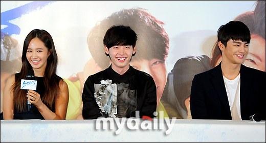 Yuri - Lee Jong Suk - Seo In Guk