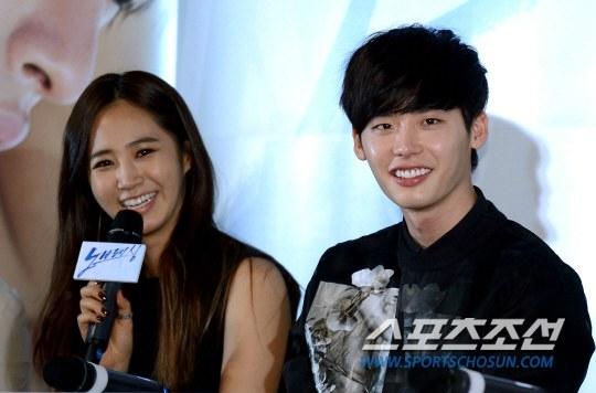 Lee Jong Suk - Yuri