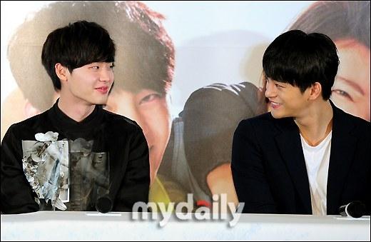 Lee Jong Suk - Seo In Guk