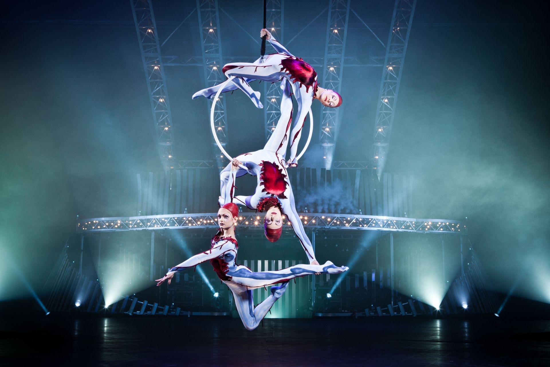 Escape sẽ trở lại trong Halloween này với Enchanting Circus