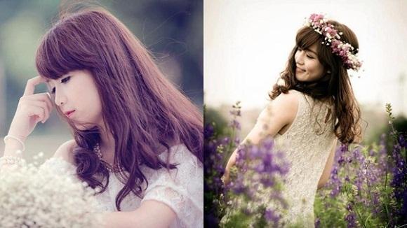 Cả hai đều thích diện trang phục màu trắng và buông xõa mái tóc xoăn nhẹ ngang vai khi chụp ảnh