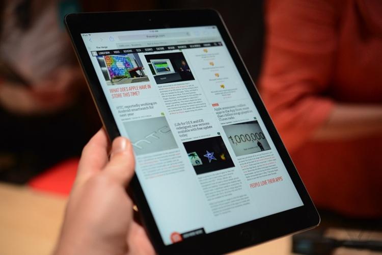 Zoon cận cảnh iPad Air mới của Apple