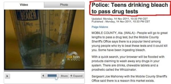 8 hành động ngu ngốc của tuổi trẻ