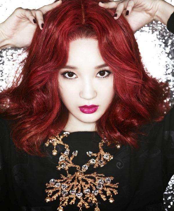 Dự tiệc Halloween đơn giản nhưng vẫn cuốn hút cùng Kang Min Kyung (Davichi)