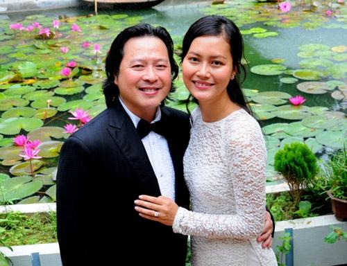 Hải Yến và người chồng thứ 2 Calvin Tài Lâm
