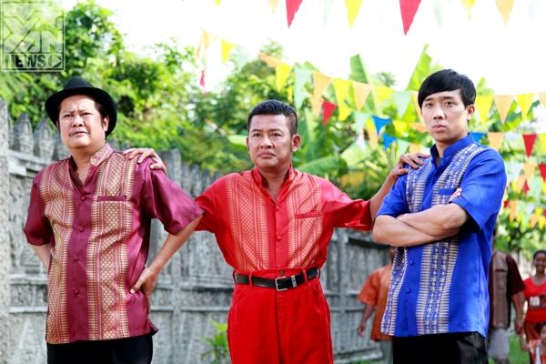 Trấn Thành nhảy múa tưng bừng trên đất Campuchia - Tin sao Viet - Tin tuc sao Viet - Scandal sao Viet - Tin tuc cua Sao - Tin cua Sao
