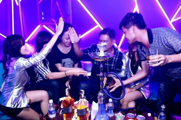 ACE Nightclub - Nơi hội ngộ của giới trẻ và celeb Sài Thành
