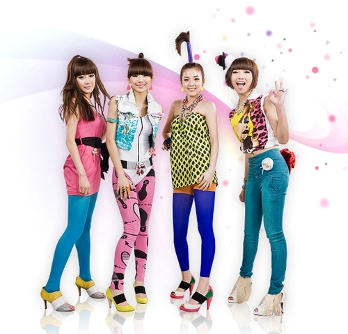 2NE1 Halloween