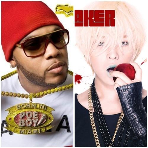 Flo Rida đã lên tiếng kiện G-Dragon.