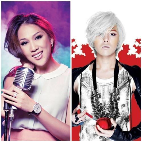 Ca khúc của G-Dragon bị nghi đạo nhạc của Nguyên Thảo.