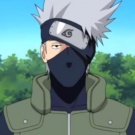 T.O.P: Kakashi (Naruto)