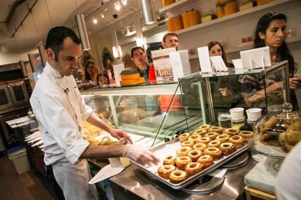 Bánh Cronut, cơn sốt mới tại Mỹ