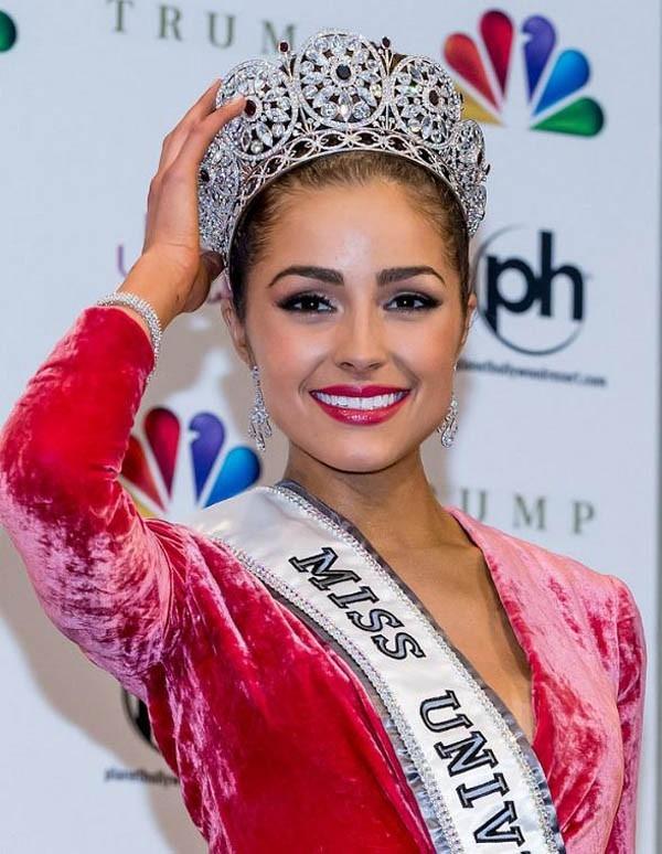 Hoa hậu Hoàn vũ 2012Olivia Culpo
