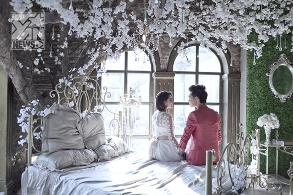 Sau thành công của Gọi anh, cặp đôi bạn thânBảo Trâmvà Trung Quân đã gửi đến khán giả bô ảnh vô cùng lãng mạn và tình cảm.
