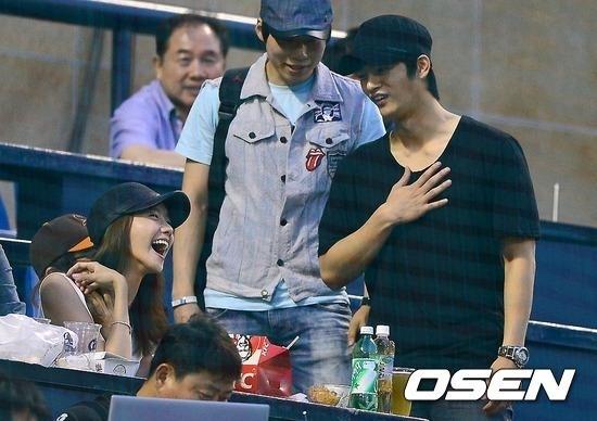 Seo In Guk, YoonA