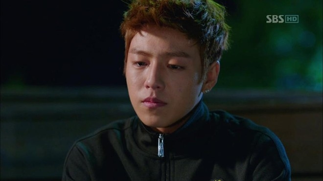 Lee Hyun Woo trầm ngâm trong To The Beautiful You.
