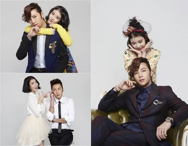IU tiết lộ tạo hình đáng yêu trong phim mới cùng Jang Geun Suk