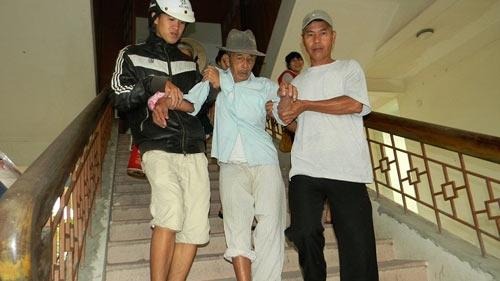 Người dân thở phào nhẹ nhõm khi bão Haiyan không đổ bộ vào Quảng Nam