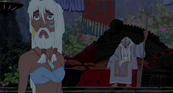 Nếu một ngày các nàng công chúa Disney râu ria ngồm ngoàm?