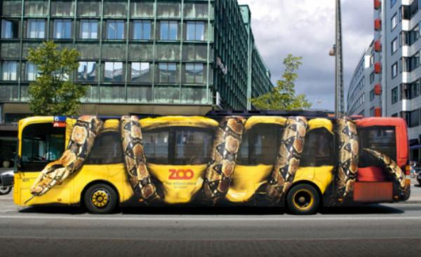 16 mẫu quảng cáo siêu ấn tượng