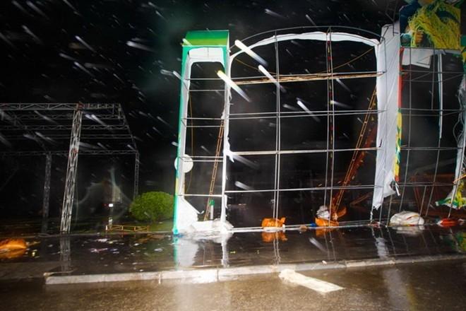 [Trực tiếp] 14 người chết, Hải Phòng gấp rút di dân trong đêm tránh bão