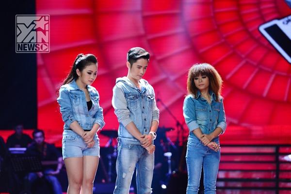 Ngọc Trâm may mắn được chọn, Minh Sang và Song Tú phải đến với vòng sing - off