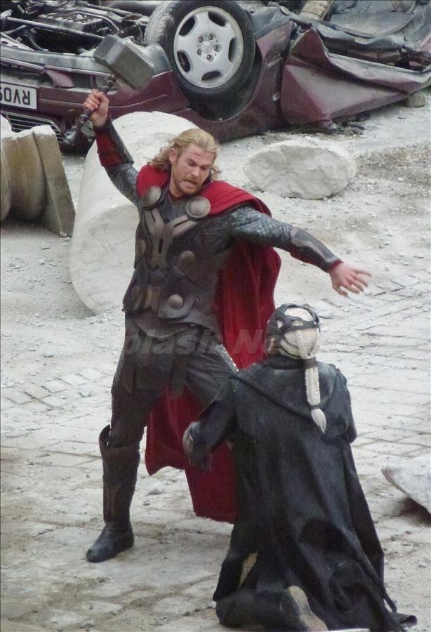 Thor: The Dark World hấp dẫn từ fan truyện tranh đến điện ảnh