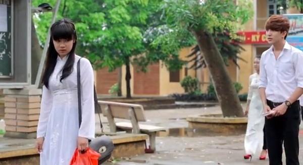 """Cặp hot teen Hà thành đã tạo nên cơn sốt""""Tớ thích cậu, thật đấy!""""."""