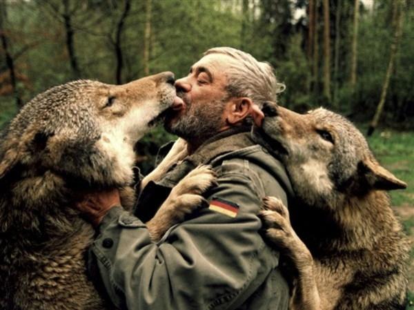 Người đàn ông 40 năm sống chung với sói