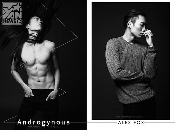 Andogynous - Khúc biến tấu hình thể cùng Alex Fox