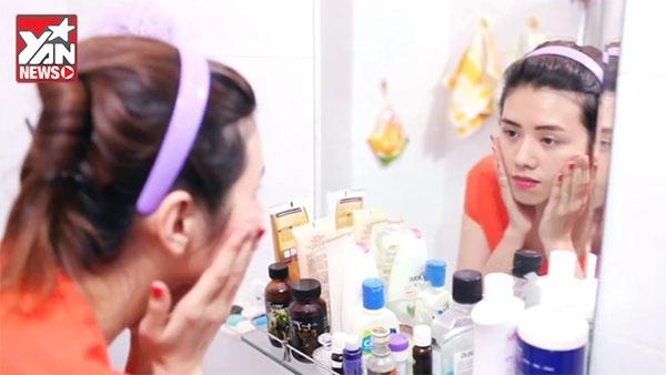 [Vlog] Rửa mặt đúng cách cho da sạch bóng và không bị mụn